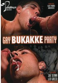 gay party porn media original gay face shot party front