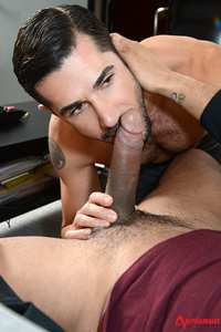 gay Pic porn dean monroe bottoms lucio saints one his final gay porn scenes alpha males after years industry says bitter goodbye world