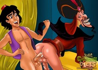 gay porn cartoon Pics aladdin gay cartoon porn disney jasmine