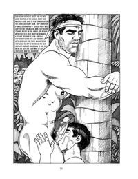 gay porn cartoons Pic pics gay bondage cartoon