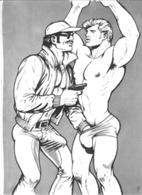 gay porn cartoons Pic gay hentai comics gallery robbery rape obscene