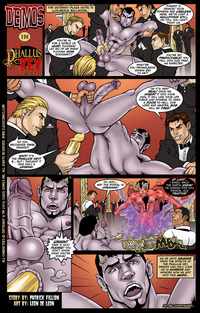 gay porn comic comic deimos fallen angel