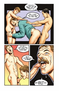 gay porn comic juicy dicks sexy gays adult comics