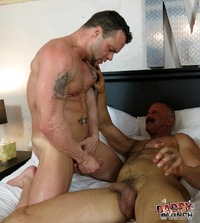 gay porn daddy Pics daddy raunch coach austin drew sumrok fucking muscle jock amateur gay porn hairy fucks younger bareback hard