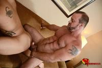 gay porn daddy Pics husband gay casey williams spencer young latino gets fucked hairy muscle daddy cock amateur porn category