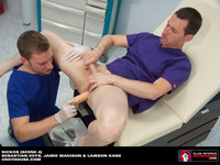 gay porn doctors sickos extreme penetration gay doctors