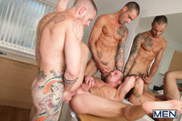gay porn for men gallery paparazzi issac jones harley everett marco sessions drill hole photo