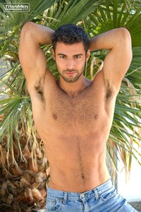 gay porn hairy guys dario beck best hairy men