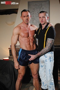 gay porn lads slave bodybuilder hard brit lads hardbritlads dan jensen simon layton photo sleazy ass fuck