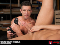 gay porn muscle men dungeon amazing dildo fuck muscle gays