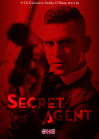 gay porn UK men secret agent part paddy obrian tomas brand gay porn photo