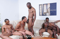 gay thugs porn thugorgy angel boi intrigue kash magic ramon steele black cock sucking amateur gay porn five thugs cocks having orgy