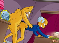 gay toon porn pic simpsons cartoon porno actions gay characters having fun