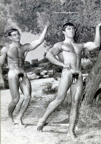 gay vintage porn Pictures vintage gay nude bodybuilder from gays past