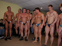 giant muscle men photos