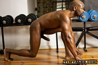 great black gay porn cutlerx gay black muscle training gym