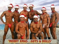 guys sexy pictures albums megsie christmas sexy guy santa graphics latino guys