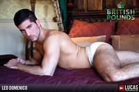 hairy gay bear porn leo domenico michael lucas british pound gay porn star hairy legs bear tribe