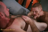 hairy gay bear sex hairy daddy bear fucks younger man gay bears nude nice