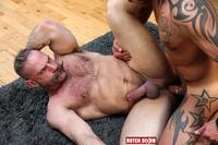 hairy muscular gay porn butch dixon samuel colt frank valencia hairy muscle daddy getting fucked latino cock amateur gay porn happy fathers day taking ass