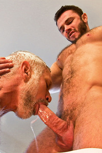 hardcore gay male sex Pics allen silver jessy ares head trip hardcore gay titan men fuckin sucking hairy muscular daddy dilf grey hair beard xxx trailer when grow want inside