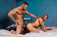 hardcore gay porn picture gallery raging stallion bruno knight fucks jason michaels