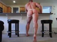 hot butt naked men