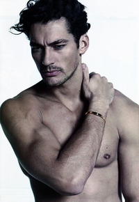 hot dude pics david gandy pensive dreamer hot dude conflicted about