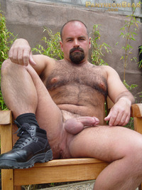 hot gay bear porn dave pantheon bear hairy goatee sexy hot ass jockstrap cock ring football jersey beefy stocky gay porn paw tattoo boots jeans woof alert