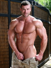 hot hunk muscle