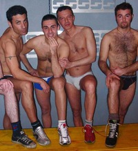 hot Italian gay guys postimages shoes party