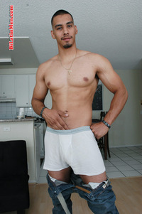 hot Latino guys naked latin men preview model
