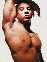 hot male body builders vin diesel