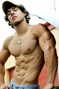 hot muscle guys live muscle show hot muscular men hear cool summer music