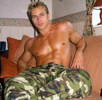 hot muscle guys hot sexy muscle men gallery army now military