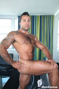 hot naked men big cocks hairy hung muscle hunk dalton gets naked jacks off his hard cock man avenue pic from