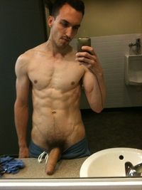 hot sexy black naked men hot naked male self pics lean toned