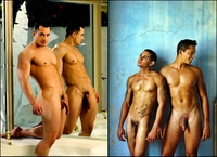 Latin naked man aee horz some hot buff gay latin men butt naked