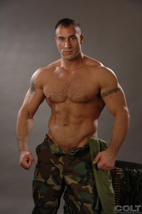 men hunk muscle beefy muscle hunk spencer reed fucks bob hager manpower sucks off samuel colt uniform men from studio group pic