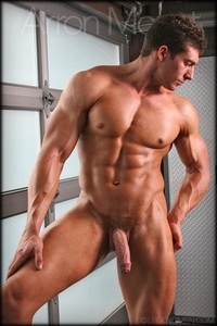 men muscle hunks aaron mount legend men gay sexy naked man porn stars muscle bodybuilder nude bodybuilders red tube gallery photo