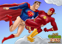 most hardcore gay porn cartoon dicks superheroes gay fun hardcore porn