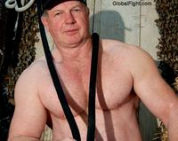 muscle daddy gay porn plog hairychest musclebears very furry daddies fuzzy studly manly men older silverdaddies gray hot tiedup gay bondage bdsm dungeon bear muscle daddy hairy porn