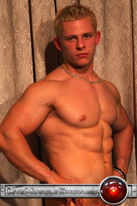 muscle gay porn Pic johnny dirk naked bodybuilder live muscle show gay webcam chat check out facebook porn star
