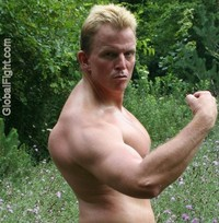 muscle hot hunks blond tough muscle boy hot manly wilderness hunk danube women amazon wrestling