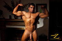 muscle hunk big cock young smooth muscle hunk karl kasper strips naked jacks off his cock gym flex jimmy productions pic
