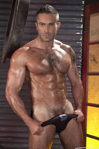 muscle hunks hung muscle hunks jake genesis trenton ducati trade blow jobs flip flop fuck cock craze from raging stallion studios pic hairy hunk stockman