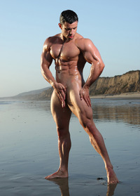 muscle man nude media nude muscle man