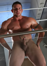 muscle men hunk