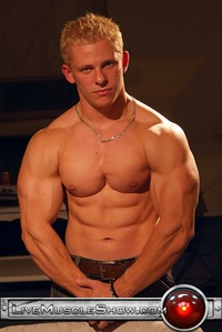 muscle sex gay johnny dirk naked bodybuilder live muscle show gay webcam chat check out facebook fantasies muscleworship sep
