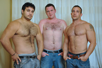 muscle studs gay porn guy hairy cub jim muscle stud marcello neo amateur gay porn hardcore action fucking threesome threeway shower tips surprises
